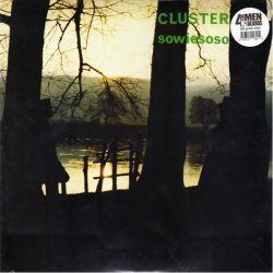 CLUSTER - SOWIESOSO (1LP) - 180 GRAM PRESSING