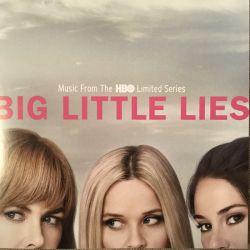 BIG LITTLE LIES [WIELKIE KŁAMSTEWKA] - MUSIC FROM THE HBO LIMITED SERIES (1 CD) - WYDANIE AMERYKAŃSKIE
