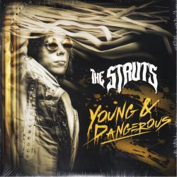 STRUTS, THE - YOUNG & DANGEROUS (1 LP) - WYDANIE AMERYKAŃSKIE