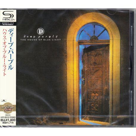 DEEP PURPLE - THE HOUSE OF BLUE LIGHT (1 SHM-CD) - WYDANIE JAPOŃSKIE