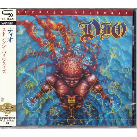 DIO - STRANGE HIGHWAYS (1 SHM-CD) - WYDANIE JAPOŃSKIE