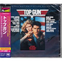 TOP GUN - KENNY LOGGINS / CHEAP TRICK / BERLIN