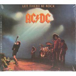 AC/DC - LET THERE BE ROCK (1 CD) - WYDANIE AMERYKAŃSKIE