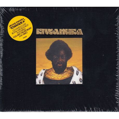 KIWANUKA, MICHAEL – KIWANUKA (1 CD)