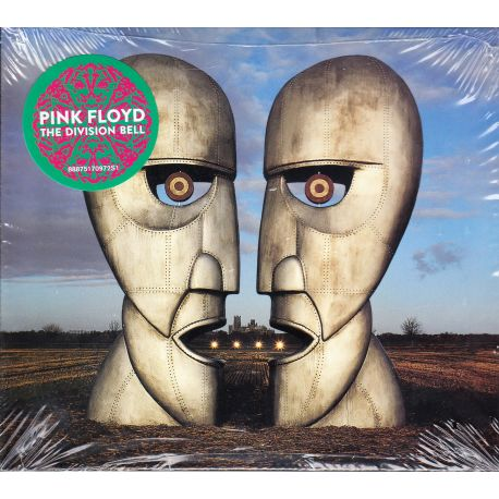 PINK FLOYD - THE DIVISION BELL ‎(1 CD)