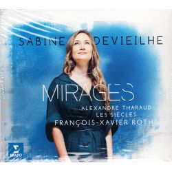 DEVIEILHE, SABINE - MIRAGES ‎(1 CD)