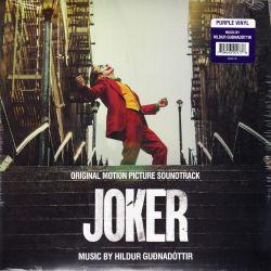 JOKER - HILDUR GUÐNADÓTTIR (1 LP) - PURPLE VINYL PRESSIN