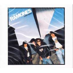 RAMONES - LEAVE HOME (1 CD) - EXPANDED & REMASTERED EDITION