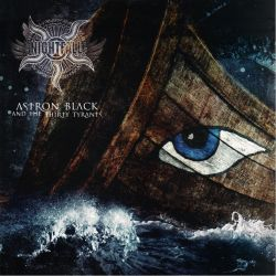 NIGHTFALL - ASTRON BLACK AND THE THIRTY TYRANTS (1 LP) - SEA BLUE VINYL PRESSING