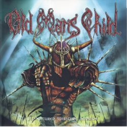OLD MAN'S CHILD - ILL-NATURED SPIRITUAL INVASION (1 LP) - LIMITED TO 500 COPIES BLUE/PURPLE SWIRL VINYL PRESSING