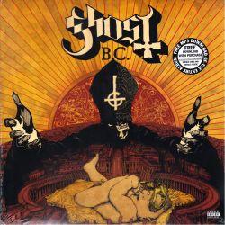GHOST B.C. - INFESTISSUMAM (1 LP) - RED VINYL - WYDANIE AMERYKAŃSKIE