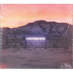 ARCADE FIRE - EVERYTHING NOW ‎(1 CD)