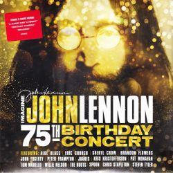 IMAGINE: JOHN LENNON 75TH BIRTHDAY CONCERT (2 LP) - WYDANIE AMERYKAŃSKIE
