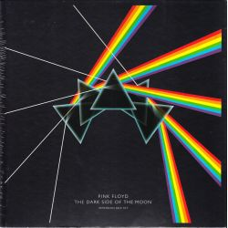 PINK FLOYD - THE DARK SIDE OF THE MOON: IMMERSION BOX SET (3 CD + 1 DVD + 1 BLU-RAY)