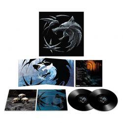 THE WITCHER [WIEDŹMIN] - SONYA BELOUSOVA / GIONA OSTINELLI (2 LP)