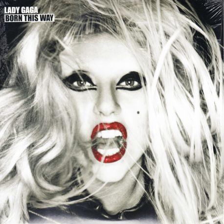 LADY GAGA - BORN THIS WAY (2 LP) - 180 GRAM PRESSING