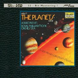 HOLST, GUSTAV - THE PLANETS - ANDRE PREVIN (1 UltraHD CD) - WYDANIE AMERYKAŃSKIE