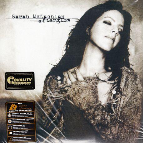 MCLACHLAN, SARAH - AFTERGLOW (2 LP) - ANALOGUE PRODUCTIONS - 45 RPM - 200 GRAM PRESSING - WYDANIE AMERYKAŃSKE