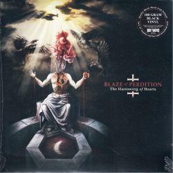 BLAZE OF PERDITION - THE HARROWING OF HEARTS (1LP)