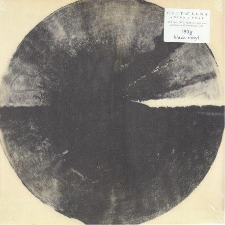 CULT OF LUNA – A DAWN TO FEAR (2 LP) - 180 GRAM PRESSING