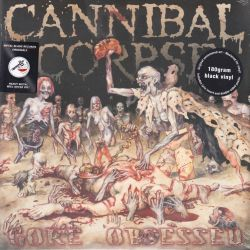 CANNIBAL CORPSE – GORE OBSESSED (1 LP) - 180 GRAM PRESSING