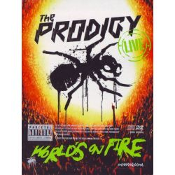 PRODIGY, THE - WORLD\'S ON FIRE: LIVE (DVD+CD)