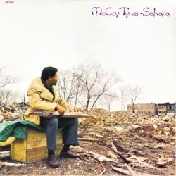 TYNER, McCOY - SAHARA (1 LP) - WYDANIE AMERYKAŃSKIE