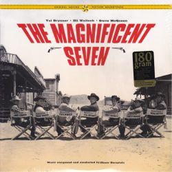 THE MAGNIFICENT SEVEN [SIEDMIU WSPANIAŁYCH] - ELMER BERNSTEIN (2 LP) - 180 GRAM VINYL PRESSING