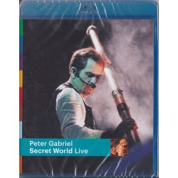 GABRIEL, PETER - SECRET WORLD LIVE (1BLU-RAY)