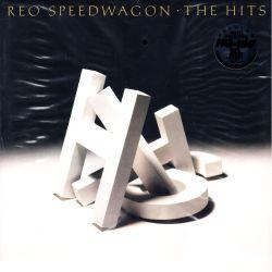 REO SPEEDWAGON - THE HITS (1 LP) - 180 GRAM PLATINUM SWIRL VINYL PRESSING - WYDANIE AMERYKAŃSKIE