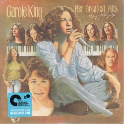 KING, CAROLE – HER GREATEST HITS (SONGS OF LONG AGO) (1 LP) - WE ARE VINYL EDITION - 180 GRAM PRESSING