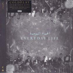 COLDPLAY - EVERYDAY LIFE (2 LP) - 180 GRAM PRESSING - WYDANIE AMERYKAŃSKIE