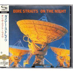 DIRE STRAITS - ON THE NIGHT (1 SHM-CD) - WYDANIE JAPOŃSKIE