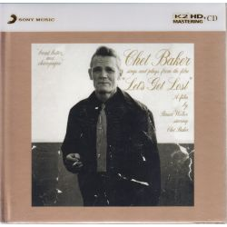 BAKER, CHET - LET'S GET LOST (1 K2 HD CD) - LIMITED NUMBERED EDITION - WYDANIE JAPOŃSKIE