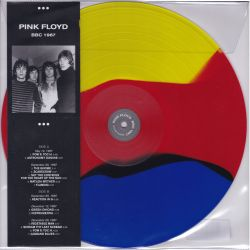 PINK FLOYD – BBC 1967 (1 LP) - LIMITED EDITION MULTI COLOUR VINYL PRESSING