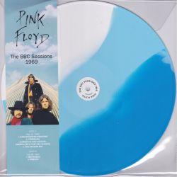 PINK FLOYD - BBC 1969 (1 LP) - 45RPM MONO - LIMITED EDITION MULTI COLOUR VINYL PRESSING