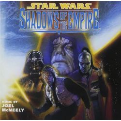 STAR WARS: SHADOWS OF THE EMPIRE - JOEL MCNEELY (1 LP) - GAME SOUNDTRACK