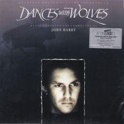 DANCES WITH WOLVES [TAŃCZĄCY Z WILKAMI] - JOHN BARRY (1 LP) - MOV EDITION - 180 GRAM PRESSING