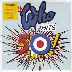 WHO, THE - THE WHO HITS 50! (2 LP) - 180 GRAM PRESSING