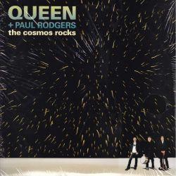 QUEEN + PAUL RODGERS - THE COSMOS ROCKS (2 LP) - WYDANIE AMERYKAŃSKIE