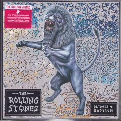 ROLLING STONES - BRIDGES TO BABYLON (2 LP) - HALF SPEED MASTERING - 180 GRAM PRESSING