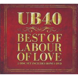 UB40 - BEST OF LABOUR OF LOVE (CD+DVD)