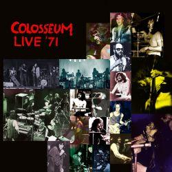 COLOSSEUM - LIVE '71 (3 LP)