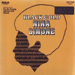 SIMONE, NINA - BLACK GOLD (1LP) - 180 GRAM PRESSING