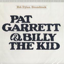 DYLAN, BOB - PAT GARRETT & BILLY THE KID (1 LP) - MFSL EDITION - LIMITED NUMBERED 180 GRAM PRESSING - WYDANIE AMERYKAŃSKE