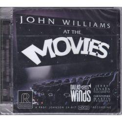 JOHN WILLIAMS AT THE MOVIES - DALLAS WINDS (1 SACD)