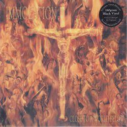 IMMOLATION - CLOSE TO A WORLD BELOW (1 LP) - 180 GRAM PRESSING