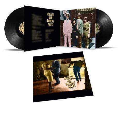 DYLAN, BOB - ROUGH AND ROWDY WAYS (2 LP)