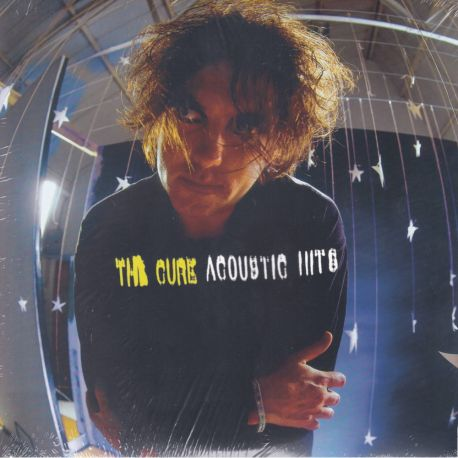 CURE, THE - ACOUSTIC HITS (2 LP + MP3 DOWNLOAD) - 180 GRAM PRESSING