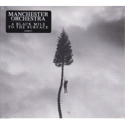 MANCHESTER ORCHESTRA - A BLACK MILE TO THE SURFACE (1 CD)